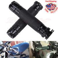 "7/8"" 22mm Motorcycle Hand Grips End Rotatable Throttle Handlebar For Yamaha R1 6"