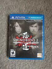Shinobido 2: Revenge of Zen - PS Vita