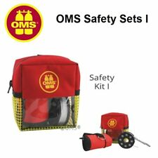OMS Safety I (1 meter SMB, Spool 50 and Safety Pocket) S24218001 Dive Gear