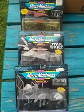 Micro Machines Star Wars Action Lot