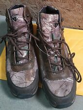"Men's HERMAN SURVIVORS WATERPROOF INSULATED 6"" HUNTING BOOTS Size 13"