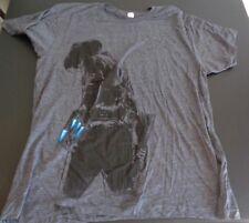 COWBOYS & ALIENS Movie PROMO Shirt 2011 Harrison Ford XL Free Shipping NEW