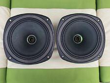 """Pair legendary best ever TANNOY 8"""" speakers 2062 i8 V8 akin Sandringham (55/56)"""