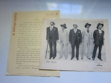 Dells Mercury Press kit
