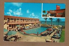 Miami Beach,FL Florida, The IVANHOE Hotel, in Beautiful Bal Harbour used 1961
