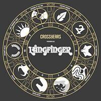 LÅNGFINGER - CROSSYEARS - 500 LIMITED EDITION  / CLEAR  VINYL LP NEU