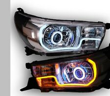 FOR TOYOTA HILUX REVO M70 M80 2015 2016 FRONT HEAD LIGHT LAMP PROJECTOR