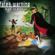 Fates Warning-Night on chiaramente di + 3 bonustracks CD NUOVO OVP