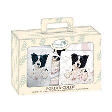 Tea Time Gift Set-Border Collie