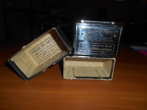 Vintage Metal Coin Bank Kewaunee Wisconsin Automatic Recording Safe Co.