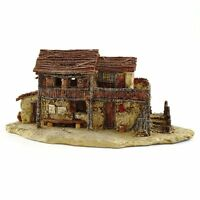 Fairy Villa House Miniature (4316) Intricate Details NEW 3 Inches Tall