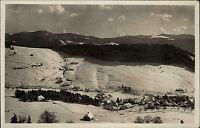 1939 Landpost-Stempel Todtnauberg über Todtnau Schwarzwald und Gasthof Engel