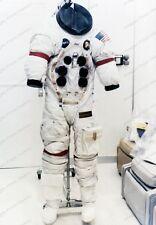 8x10 Print NASA Apollo 13 Extra Vehicular Space Suit #5500697