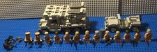 Custom Lego WW2 Russian BM-13 16N Katyusha and Gaz 64-69 with 2 Officers!