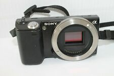 Sony Alpha NEX-5 14.2MP Digital Camera - Black Body Only