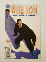 "Wise Son: The White Wolf #1 NM (DC,1996) Milestone ""Children Of The Ivory!"
