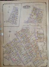 ORIG 1945 E. BELCHER HYDE ROSEDALE P.S. 148 QUEENS NY PLAT ATLAS MAP