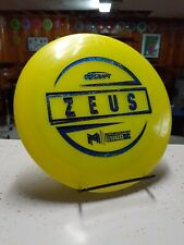 Discraft Limited Edition Big Z Paul Mcbeth Double Stamped Zeus 172G