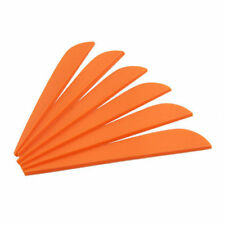 "Lots 50//100 Pcs 2/"" Bohning Blazer Vanes Arrow Fletching For Hunting Compound Bow"
