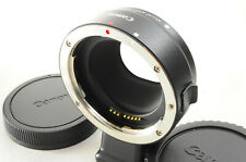 [Mint] Canon Mount Adapter EF-EOS M For Canon EOS M Mirror Less w/ Caps