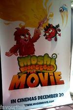 Cinema Banner: MOSHI MONSTERS THE MOVIE 2013 (Furi & Diavlo)