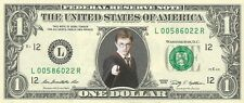 Harry Potter {in COLOR} - REAL Dollar Bill
