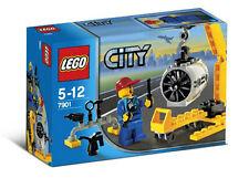 LEGO City #7901 - Airplane Mechanic / Mecanicien - Collector 2006 - NEW / NEUF