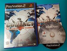 PS2 : CONFLICT global storm