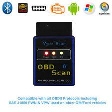 VGATE OBD SCAN ELM327 Bluetooth OBD2 Car Diagnostics Scanner Scan Tool v1.5