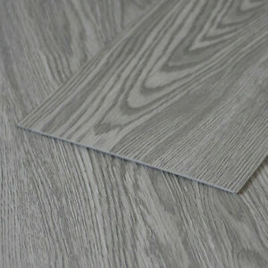 36x Floor Planks Tiles Self Adhesive Wood Effect Vinyl Flooring Kitchen Bathroom