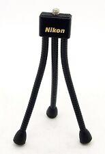 Nikon genuino Flexible Mesa Trípode Para Digital Compacta de #5307