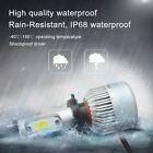 CREE H4 9003 HB2 432W Hi/Lo LED Headlights Lamp Bulbs Conversion Kits 6000K HID