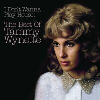 Tammy Wynette-I Don't Wanna Play House The Best Of Tammy Wynette DOUBLE CD