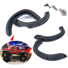1:10 Rubber Fender Flares for RC Rock Crawler Tamiya Hilux TF2 Mojave Body Part