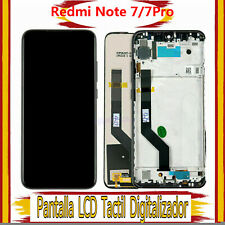 Pantalla Completa Para Xiaomi Redmi Note 7 / Note 7Pro LCD Tactil Display Negro