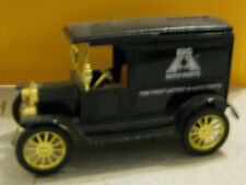 Ertl Big A 1917 Ford Model T Delivery van  diecast bank  LTD edition