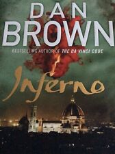 INFERNO by Dan Brown, Signed, First Edition, as new