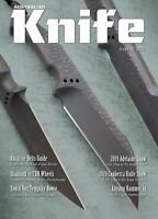 Australian Knife Magazine - Issue 10, 2020