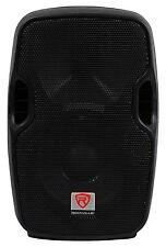 "Rockville BPA8 8"" Professional Powered Active 300w DJ PA Speaker w Bluetooth"