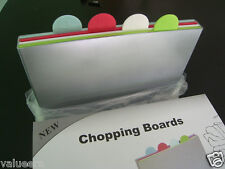 Chopping Board New Advance Multi Color Multi purpose Index Style Chopping Board