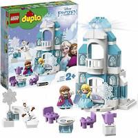 LEGO DUPLO Princess TM Frozen Castillo de Hielo Set de construcción Novedad 2019
