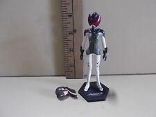 "#A784 Evangelion 2.0 Anime 4""in Mari Illustrious w/Helmet & Extra Head"