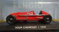 Volpi Chevrolet 1947  Juan Manuel Fangio Formula 1 1:43 Diecast