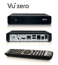 Original VU+ Zero Black HD DVB-S2 USB PVR IPTV Linux Enigma2 Satellite Receiver