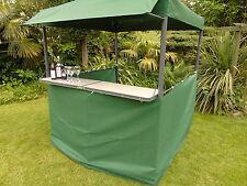 Waterproof Outdoor Garden Gazebo Canopy Party Wedding Tent market bar Marquee po