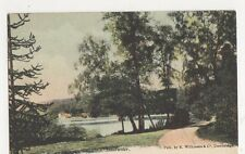 Wiltshire, Shearwater Postcard, M022