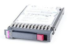 "HP 450 GB 6g Dual Port 10k 2.5"" SAS Hot Swap Disco Rigido Hard Disk - 581310-001"
