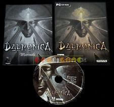 DAEMONICA Pc Versione Ufficiale Italiana  ••••• COMPLETO