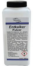 1kg 1000g Mehrzweck Entkalkung für Wassergeräte Entkalker Pulver Entkalkerpulver