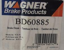 Brake Drum IAP Dura BD8975 fits 87-98 Ford E-350 Econoline Club Wagon